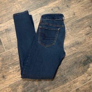 AE skinny jean